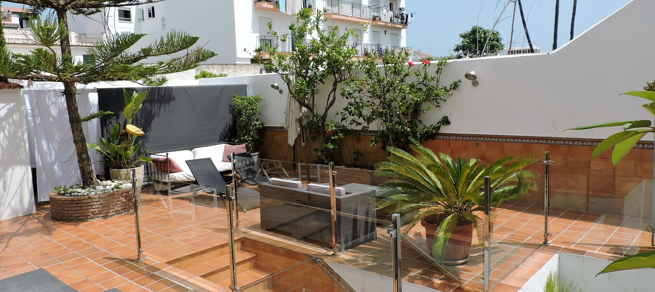 Hostal Abril en Nerja